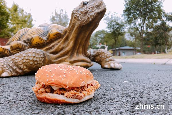 汉堡包连锁加盟店有哪些