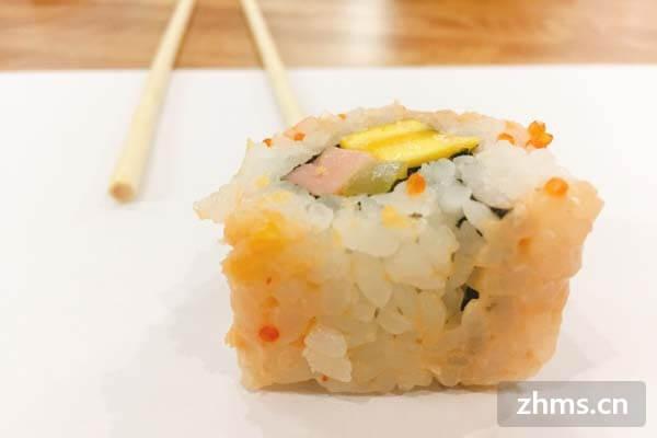 岚寿司加盟费多少钱