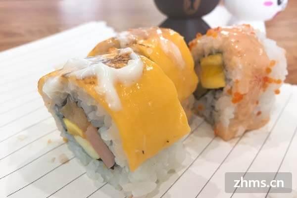 开一个寿司店需要多少钱