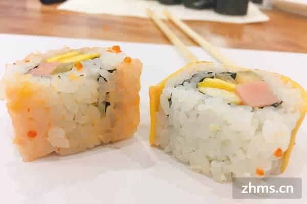 一般寿司加盟店需要多少钱