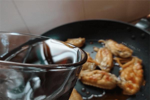 鸡翅的做法大全中最好吃的一种,错过会后悔第七步