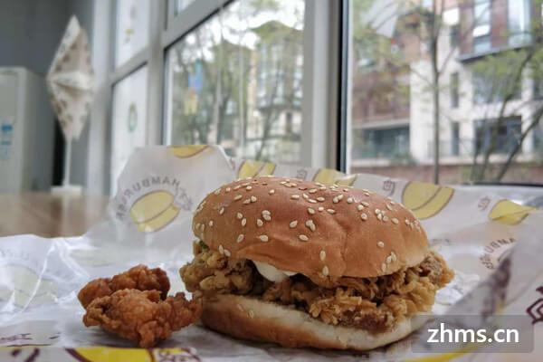 中国十大汉堡店品牌