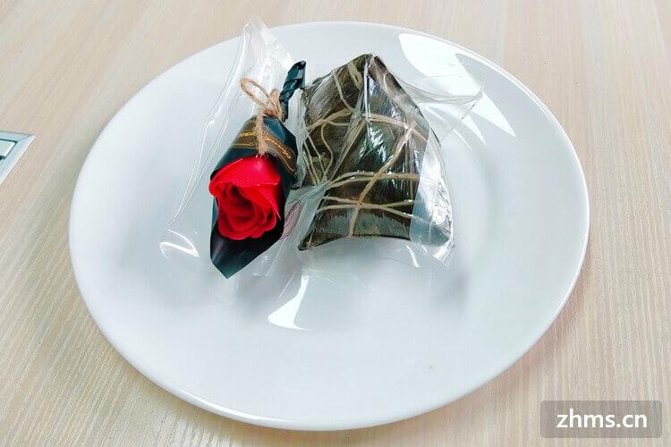 豆沙粽子的做法