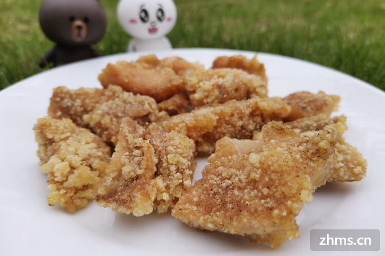 韩国炸鸡加盟要多少钱?
