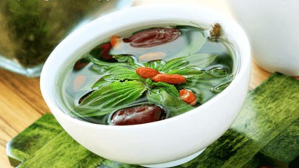 紅棗枸杞車前草水,夏日涼爽美食非它莫屬