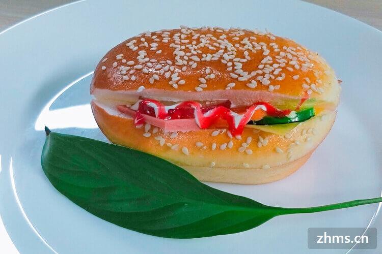 享哆味汉堡加盟要多少钱