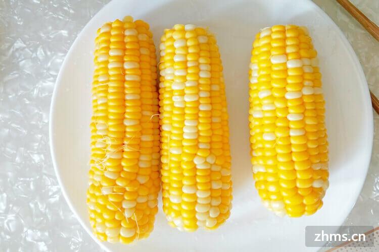玉米的热量高吗