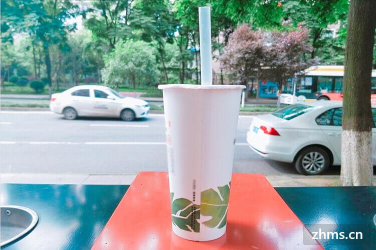 现在开奶茶店需要多少投资?