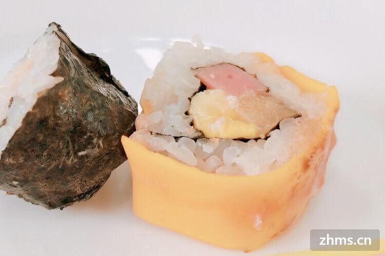 日本寿司加盟品牌有哪些比较好的项目?