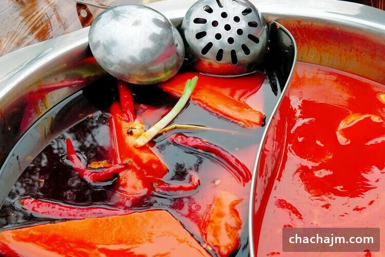 鲜入围煮火锅加盟优势有什么?
