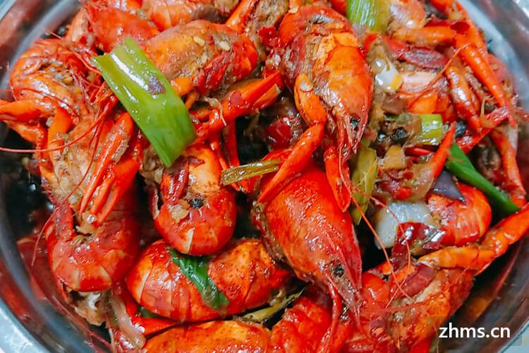 小胖子龙虾小龙虾相似图片1