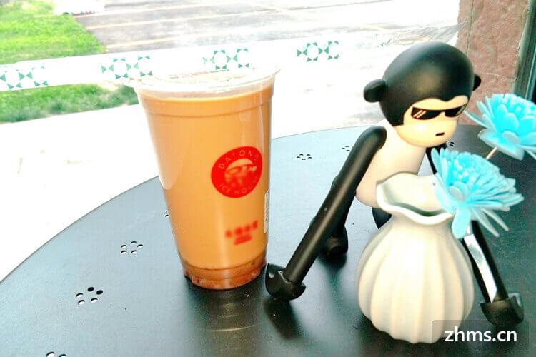 茶研社奶茶饮品加盟支持