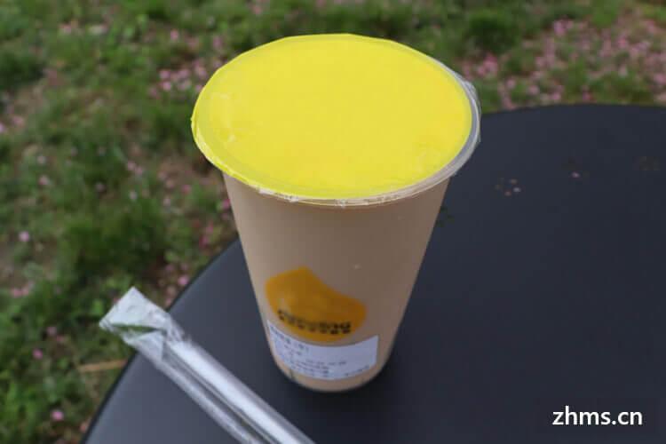 出名的奶茶加盟品牌有哪些?四大品牌值得推荐