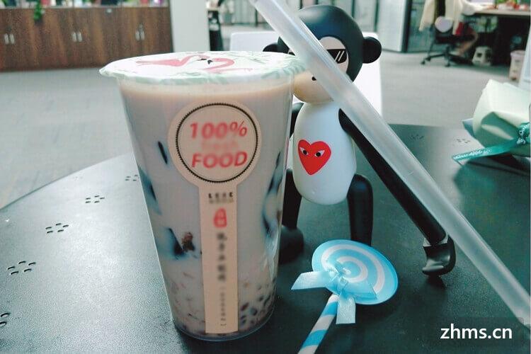 十大茶饮品牌加盟