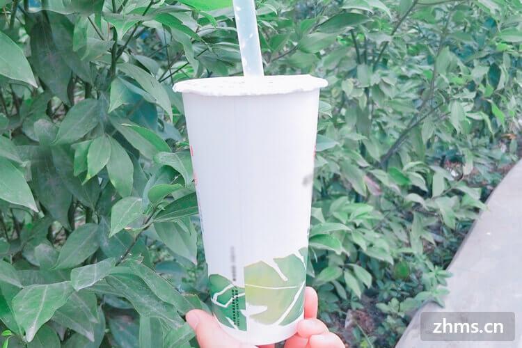 重庆奶茶连锁店加盟