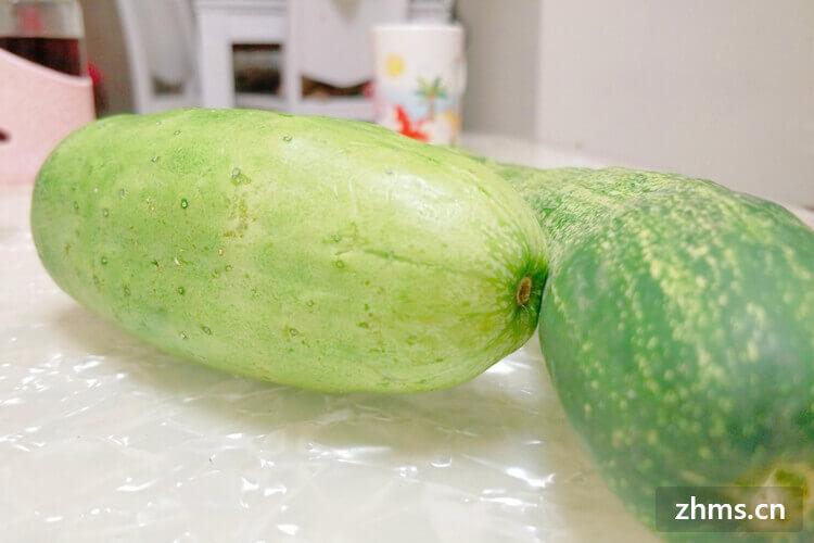 黄瓜营养价值