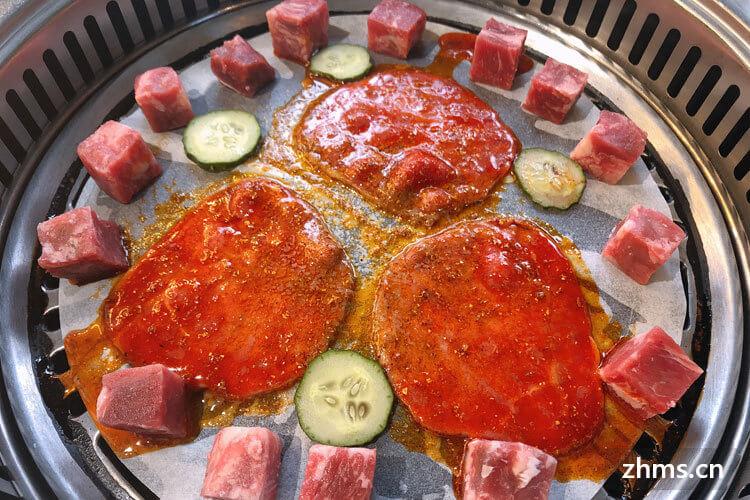 佰烧烤肉自助加盟