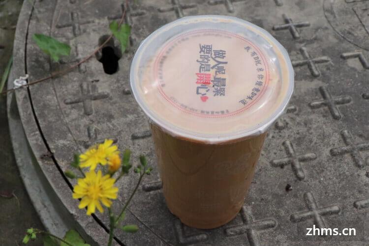 湖南奶茶连锁加盟店