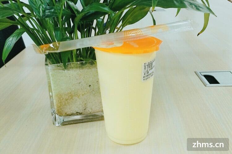 晓麟奶茶相似图片2