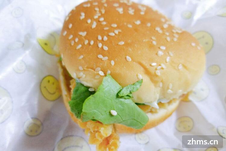 美乐滋汉堡相似图1