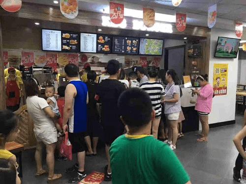 【十大漢堡排行榜】中小本創業選擇快樂星漢堡,真金不怕火煉!