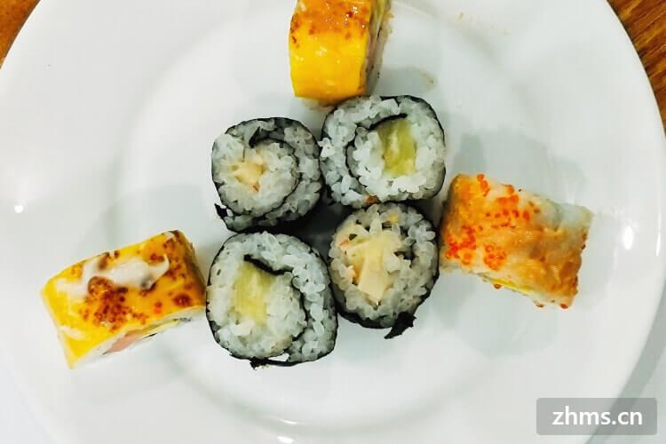 寿司加盟店十大品牌排行榜有哪些
