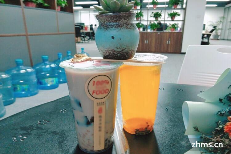 噜噜奶茶加盟条件