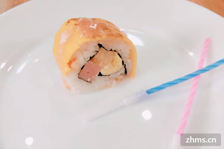 正一寿司加盟优势是什么