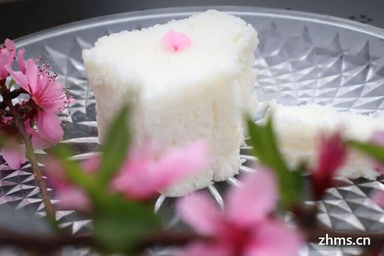 桂花糕的制作方法