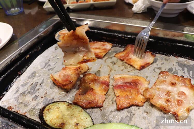 明成缘韩国传统炭火烤肉加盟流程是什么
