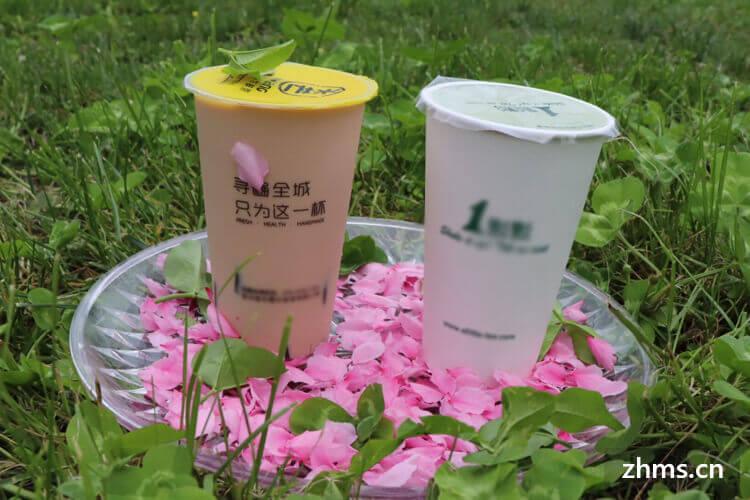 果蔬奶茶加盟店