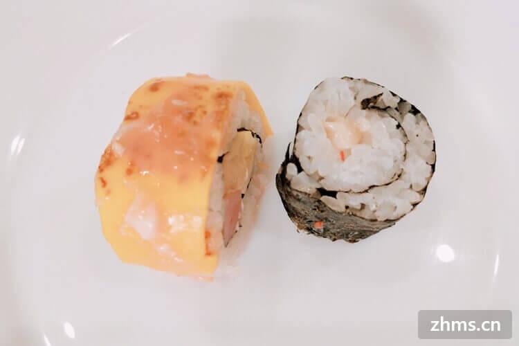 q米寿司店加盟费多少