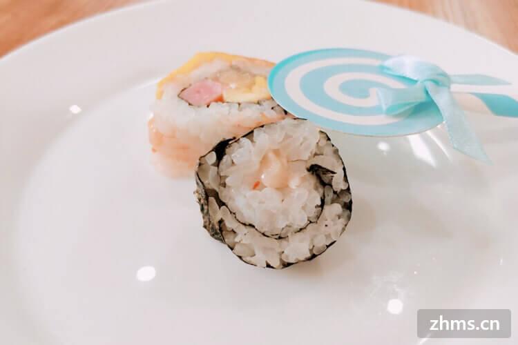 鲜目录寿司加盟店优势是什么?