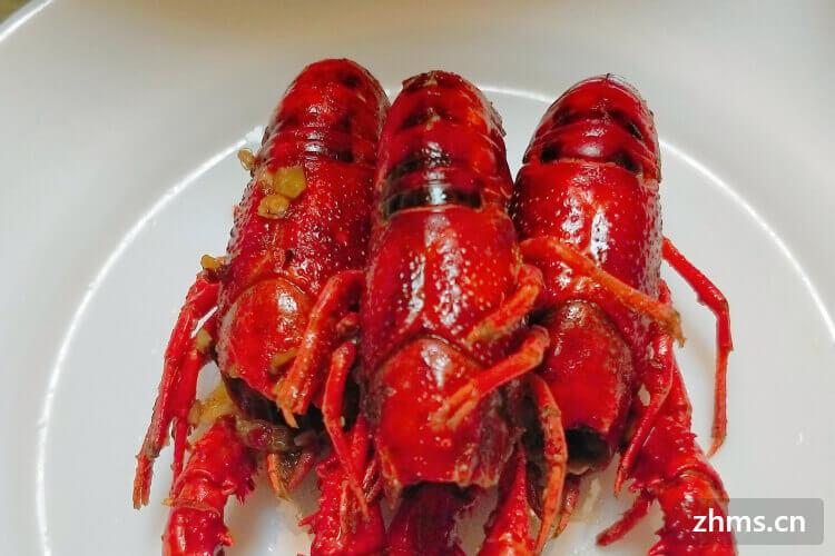 九喜龙虾相似图片1