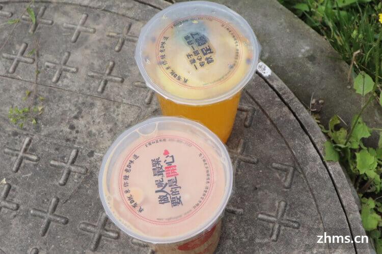 茂名加盟奶茶店