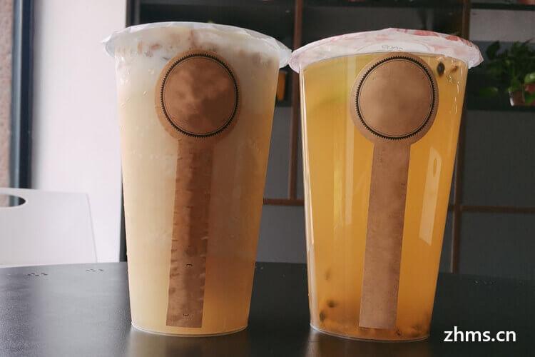 品牌奶茶店加盟连锁店