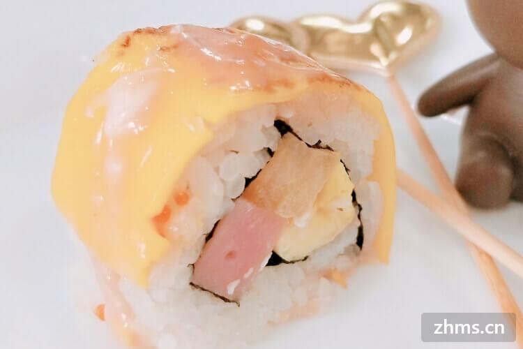 今日寿司加盟优势