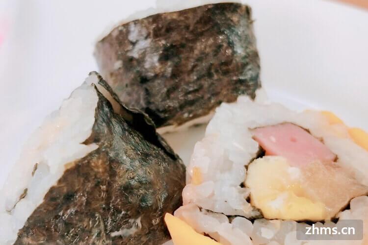 缘喜外带寿司加盟支持