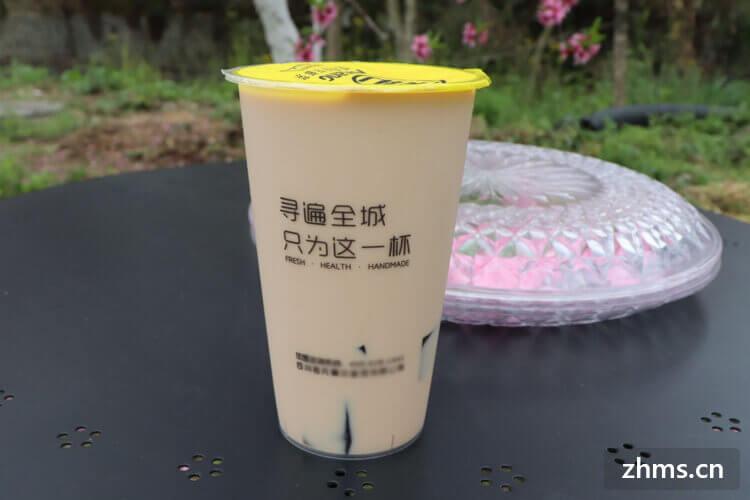 果缘站奶茶加盟多少钱