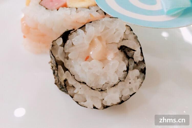 陇南寿司店加盟有哪些品牌?是您创业首选!