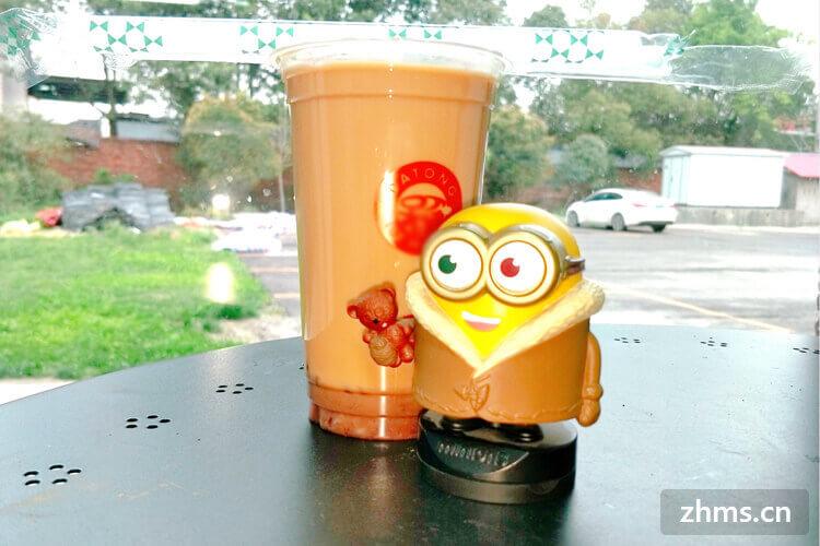 果缘站奶茶加盟店