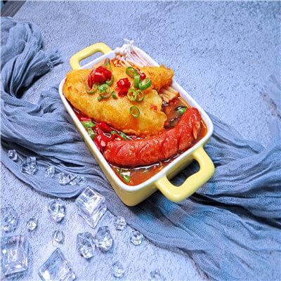烤鱼夫人烤鱼饭图3