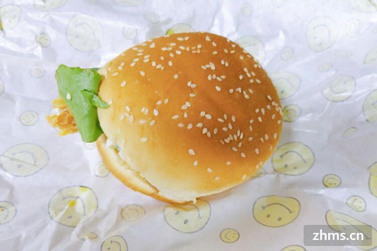 平顶山汉堡店加盟哪些品牌比较靠谱