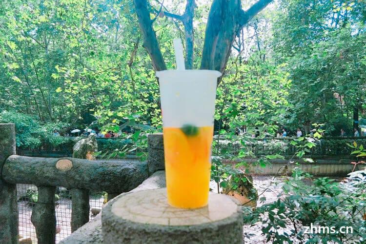 广州冷饮饮品店加盟费用是多少?