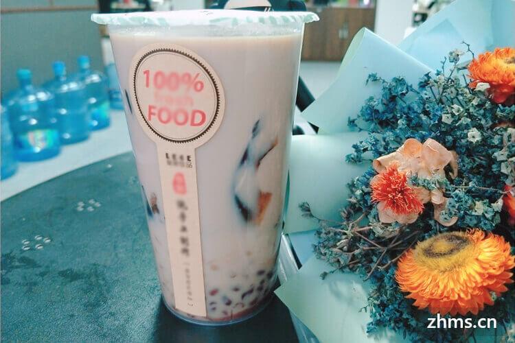 四川一点点奶茶店加盟费