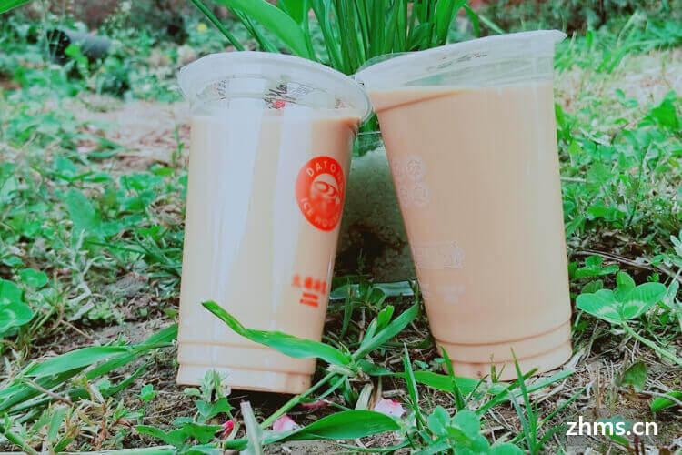 徐小包奶茶店加盟费多少钱