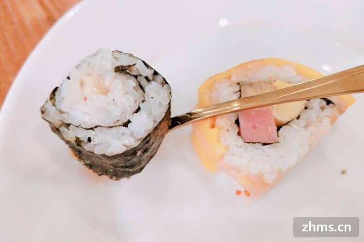 万岁寿司小吃有哪些加盟流程