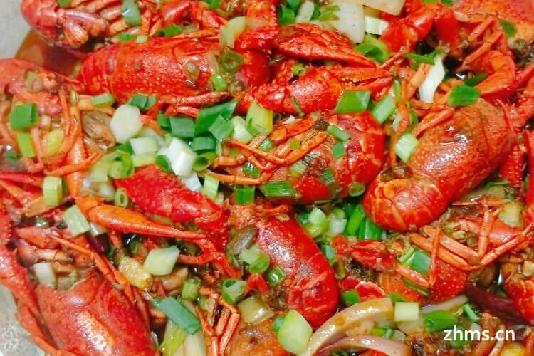 北京龙虾加盟品牌