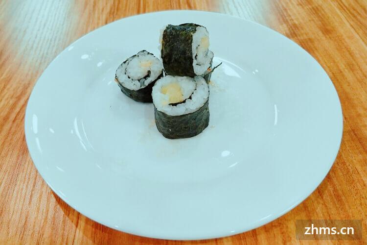小熊寿司加盟费用是多少