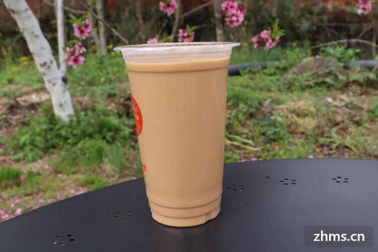 加盟茶饮店品牌